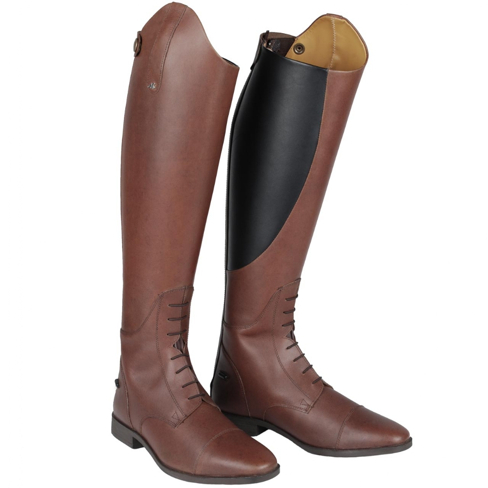 Review: Mondoni Kingston brown field boots – the $900 Facebook pony