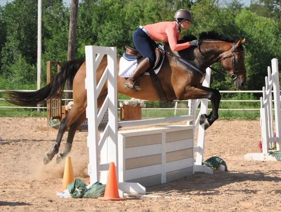 Come here, tiny jump, let me totally over-ride you!