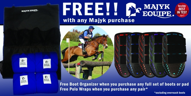 Majyk Free Polo and Organizer Kentucky with Phillip 2018