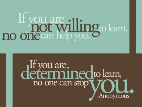 Image result for want to learn quotes